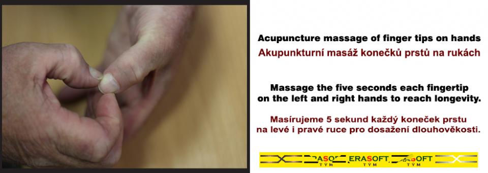 Dlouhověkost | Longevity - Akupunkturní cvičení