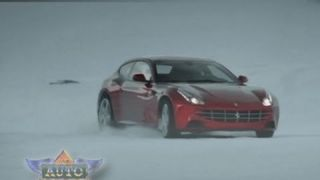 New Ferrari FF Launch Video