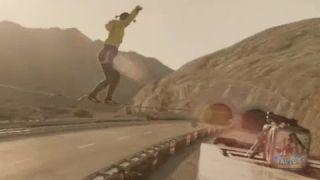 Volvo Trucks: Ballerina Stunt - The Complete Story - YouTube