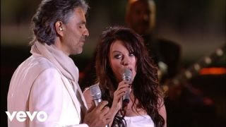 Andrea Bocelli, Sarah Brightman - Time To Say Goodbye (HD)